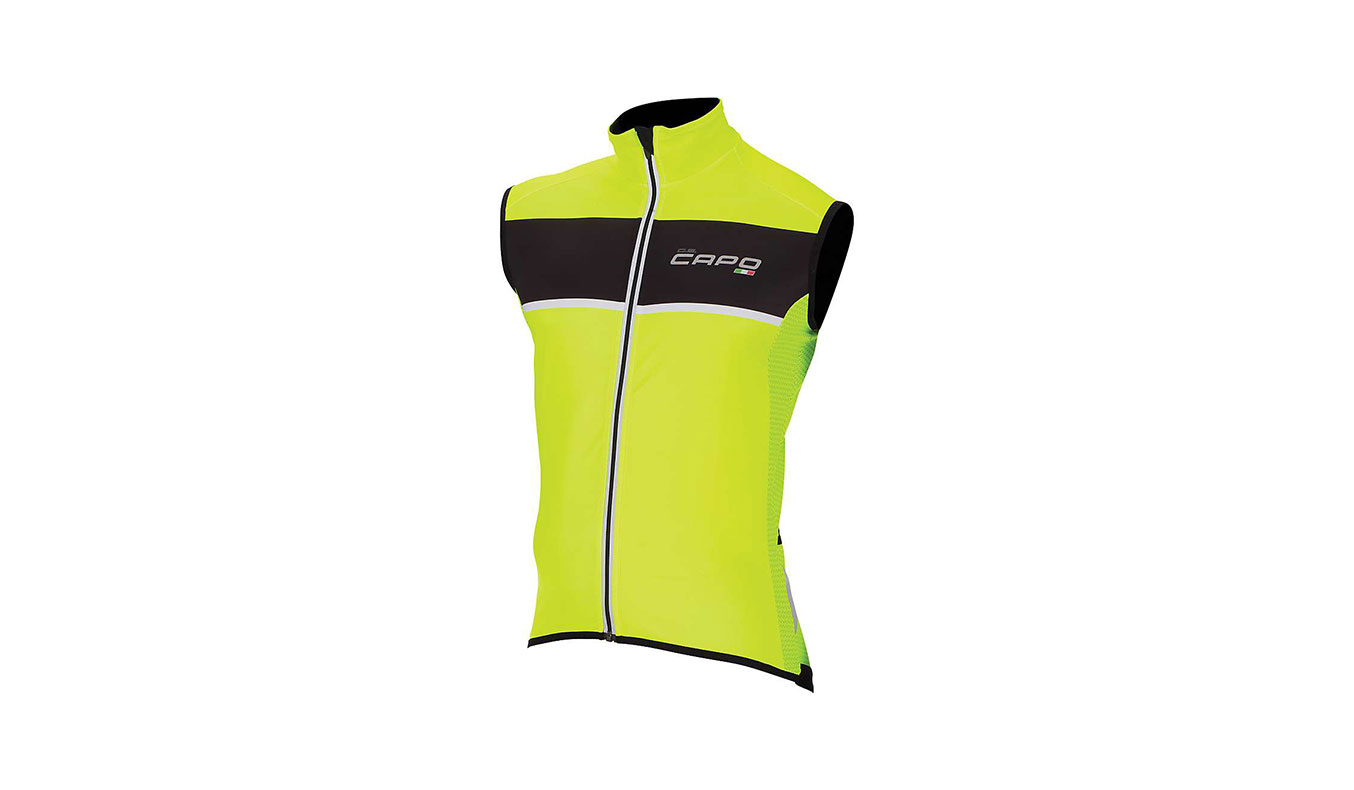 CAPO MEN'S GS-13 THERMAL VEST | Extreme Cold Weather Gear