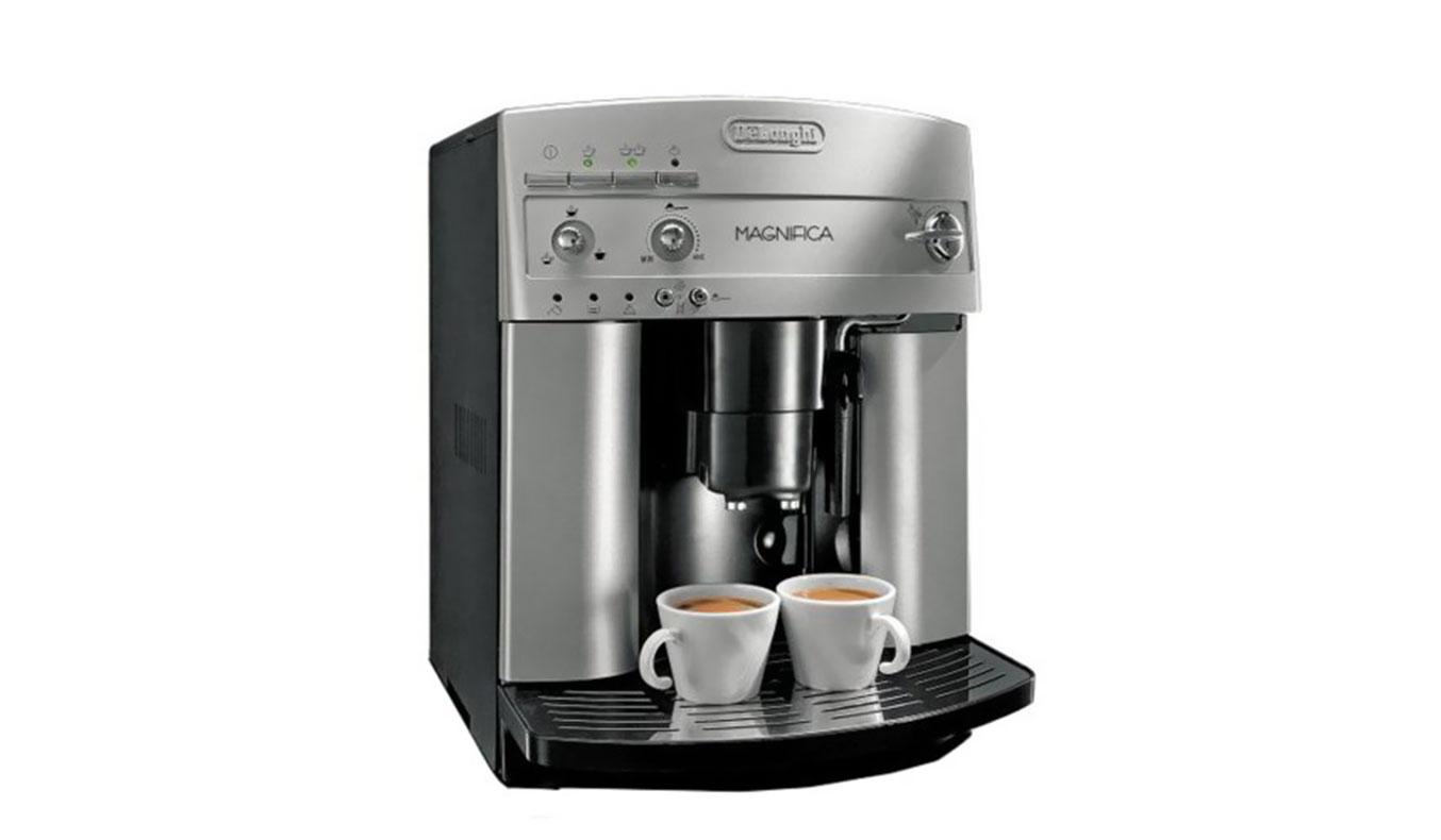 DeLonghi ESAM3300 Magnifica Super-Automatic Espresso/Coffee Maker | Best Espresso Machines