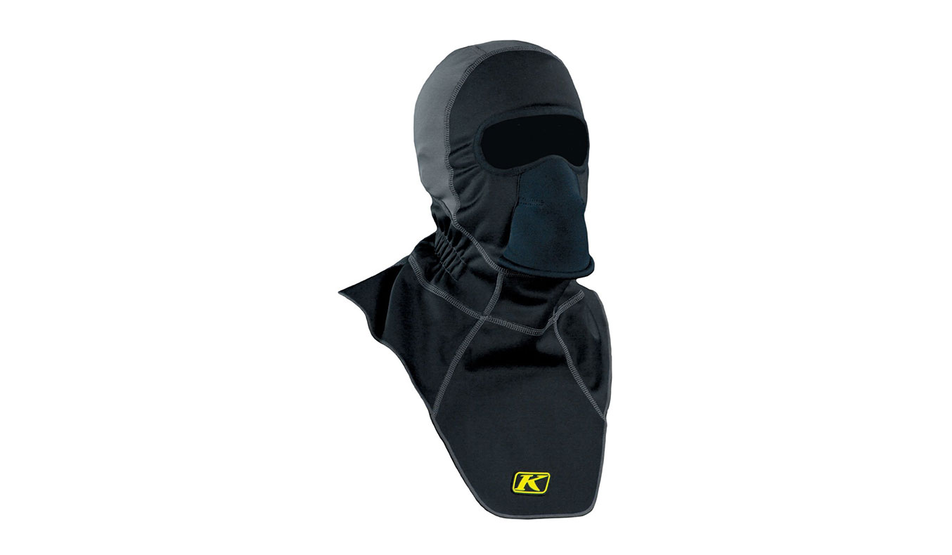 KLIM ARCTIC FLEECE-LINED NEOPRENE BALACLAVA | Extreme Cold Weather Gear