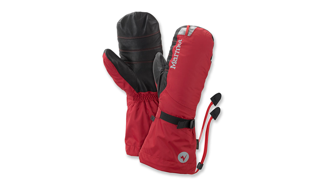 MARMOT 8000 METER MITT | Extreme Cold Weather Gear