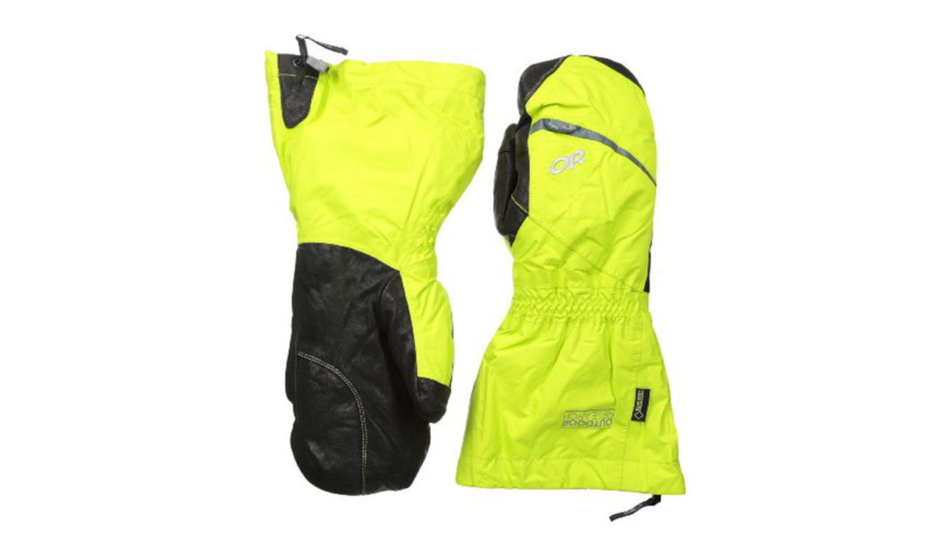 OUTDOOR RESEARCH ALTI MITTS | Extreme Cold Weather Gear