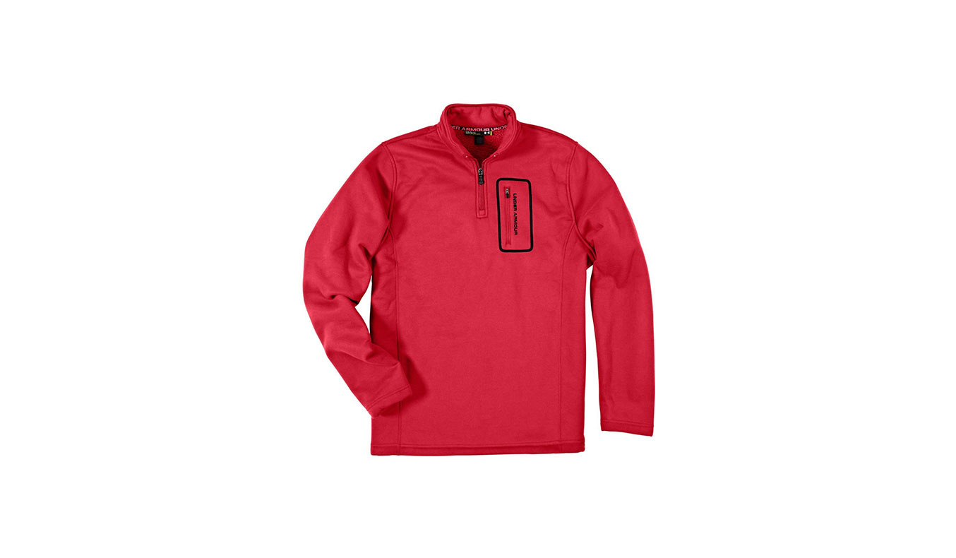 UNDER ARMOUR EXTREME COLDGEAR FLEECE PULLOVER | Extreme Cold Weather Gear