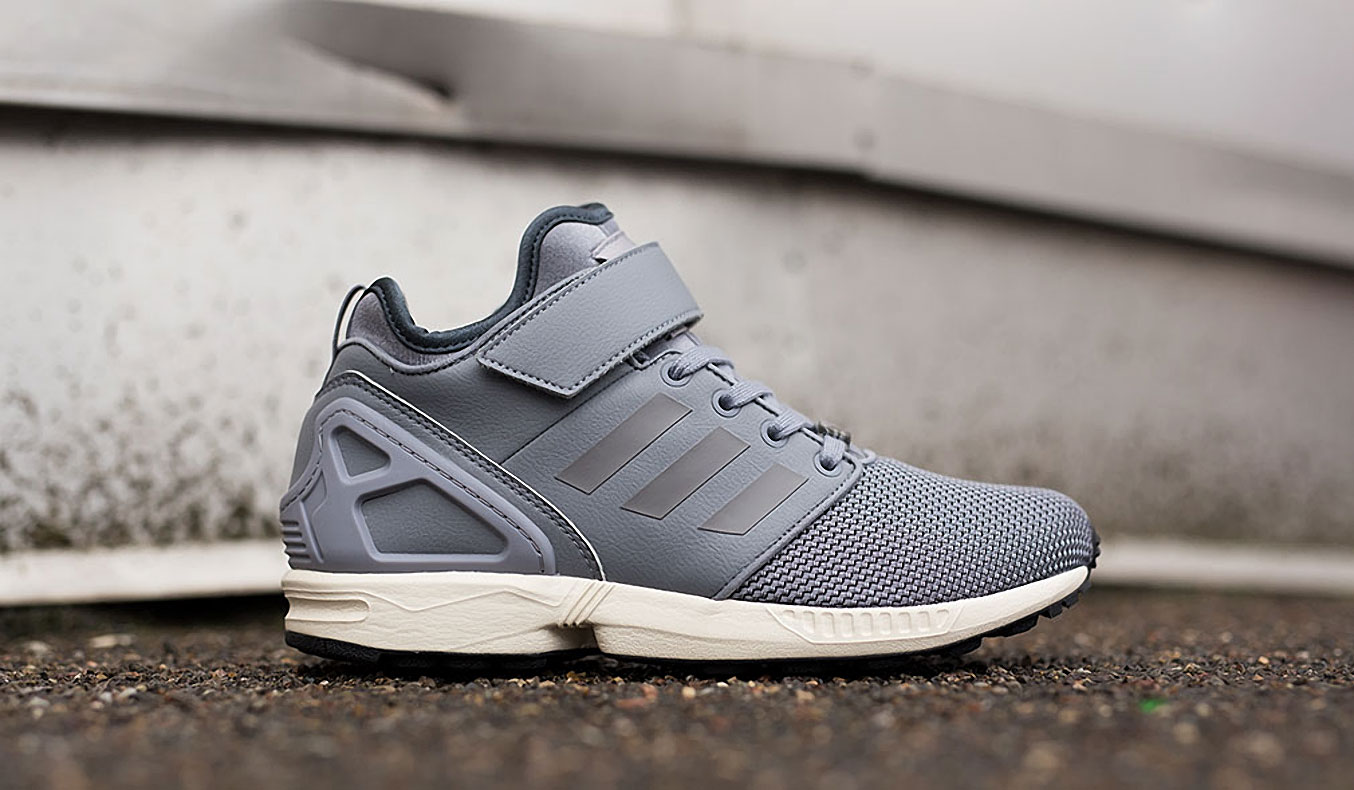 adidas zx flux nps mid gray shoes muted. Black Bedroom Furniture Sets. Home Design Ideas