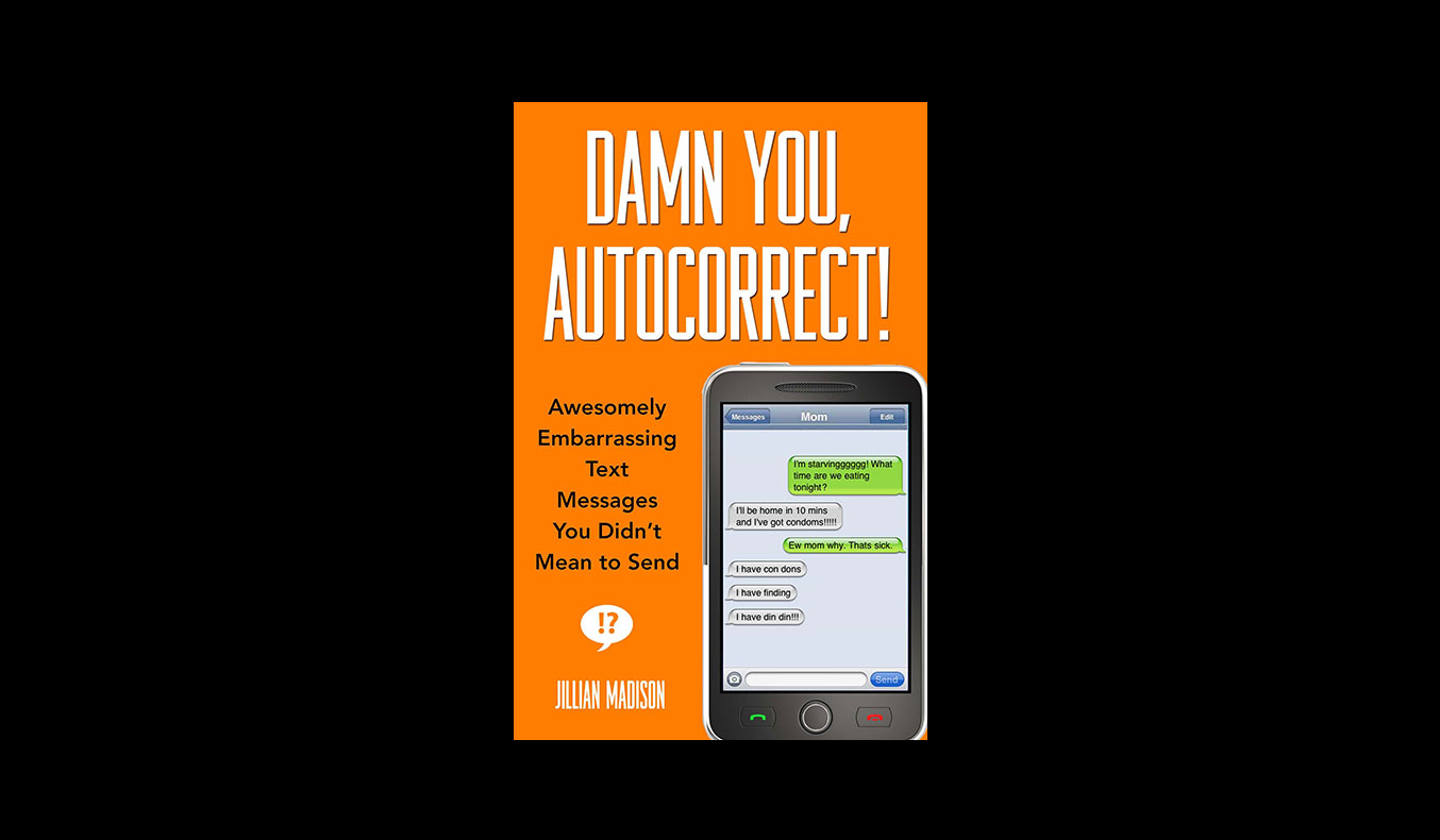 Damn You Autocorrect | #mutedbooks