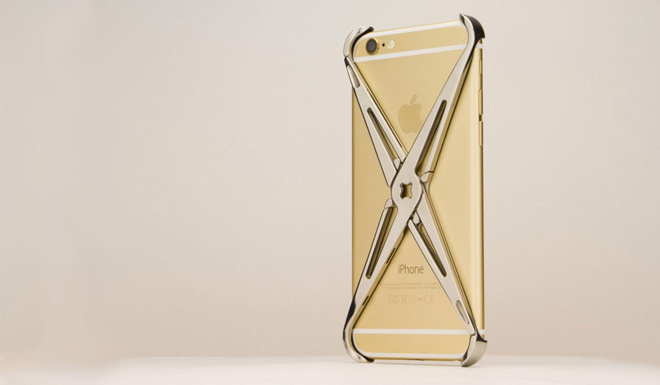 LUCIDREAM EXO-SKELETON CASE FOR IPHONE 6/6 PLUS