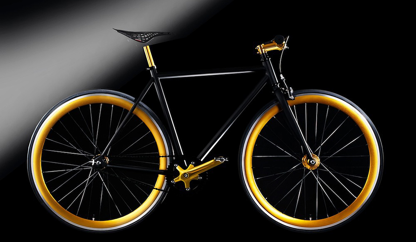 GOLDENCYCLE 2PRO BICYCLE