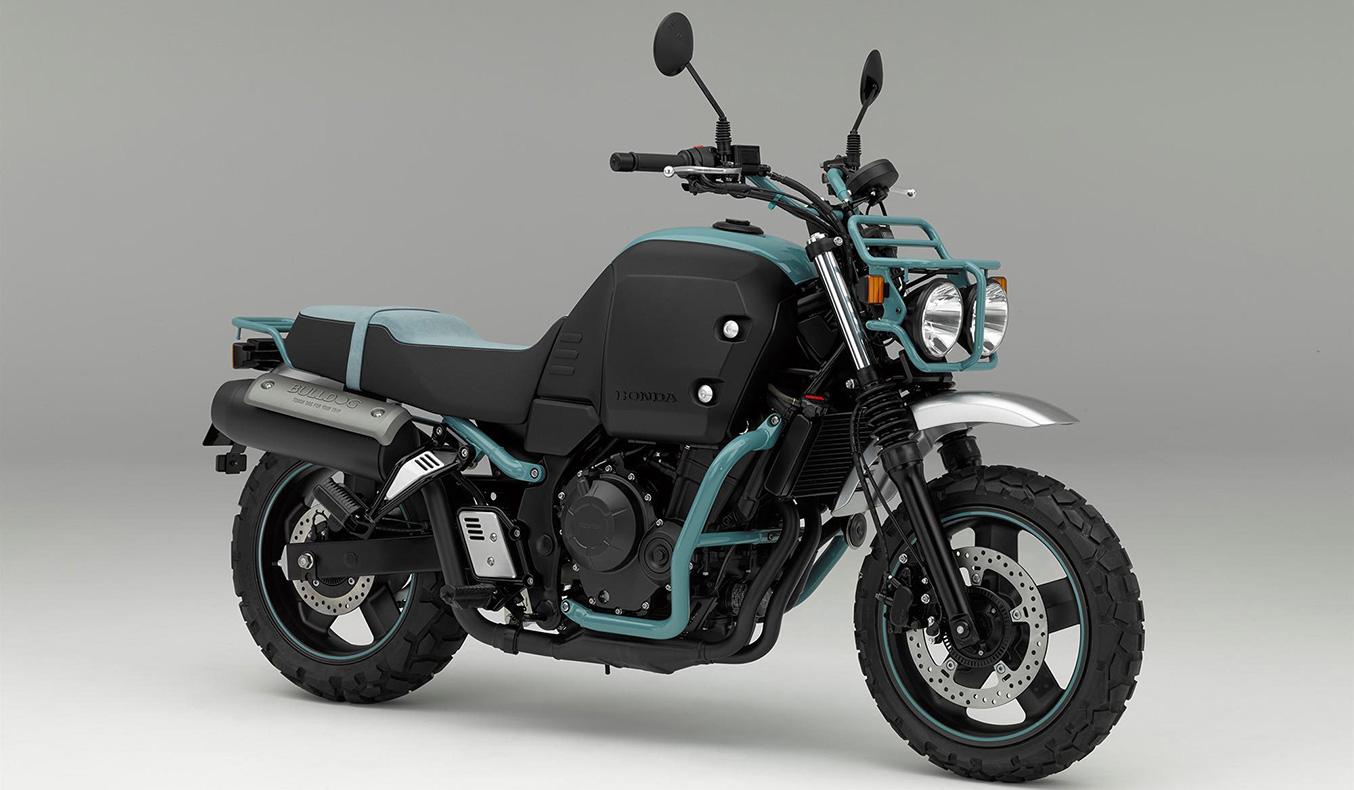 HONDA BULLDOG CONCEPT MOTORCYCLE