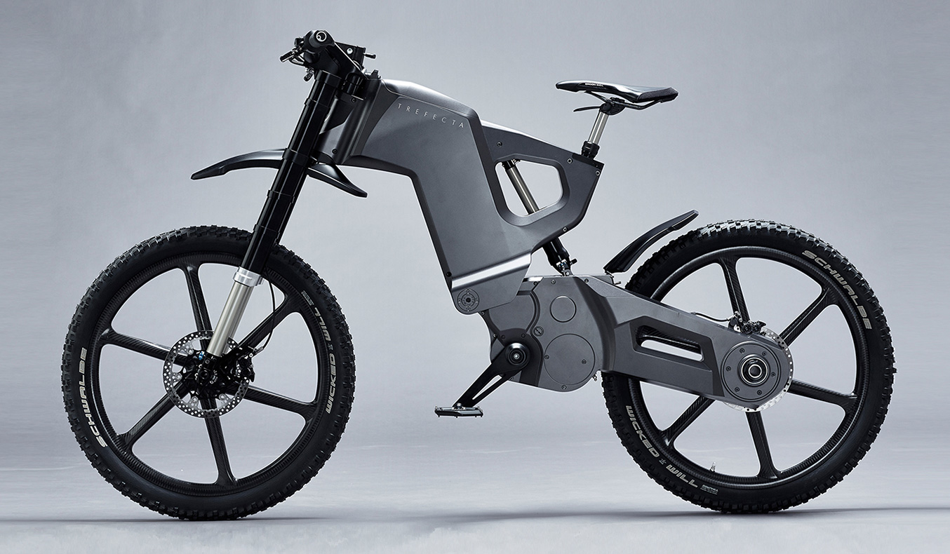 TREFECTA DRT ELECTRIC BIKE