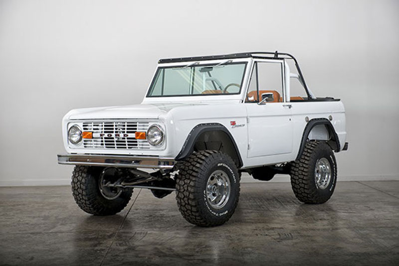 Classic Ford Bronco 07