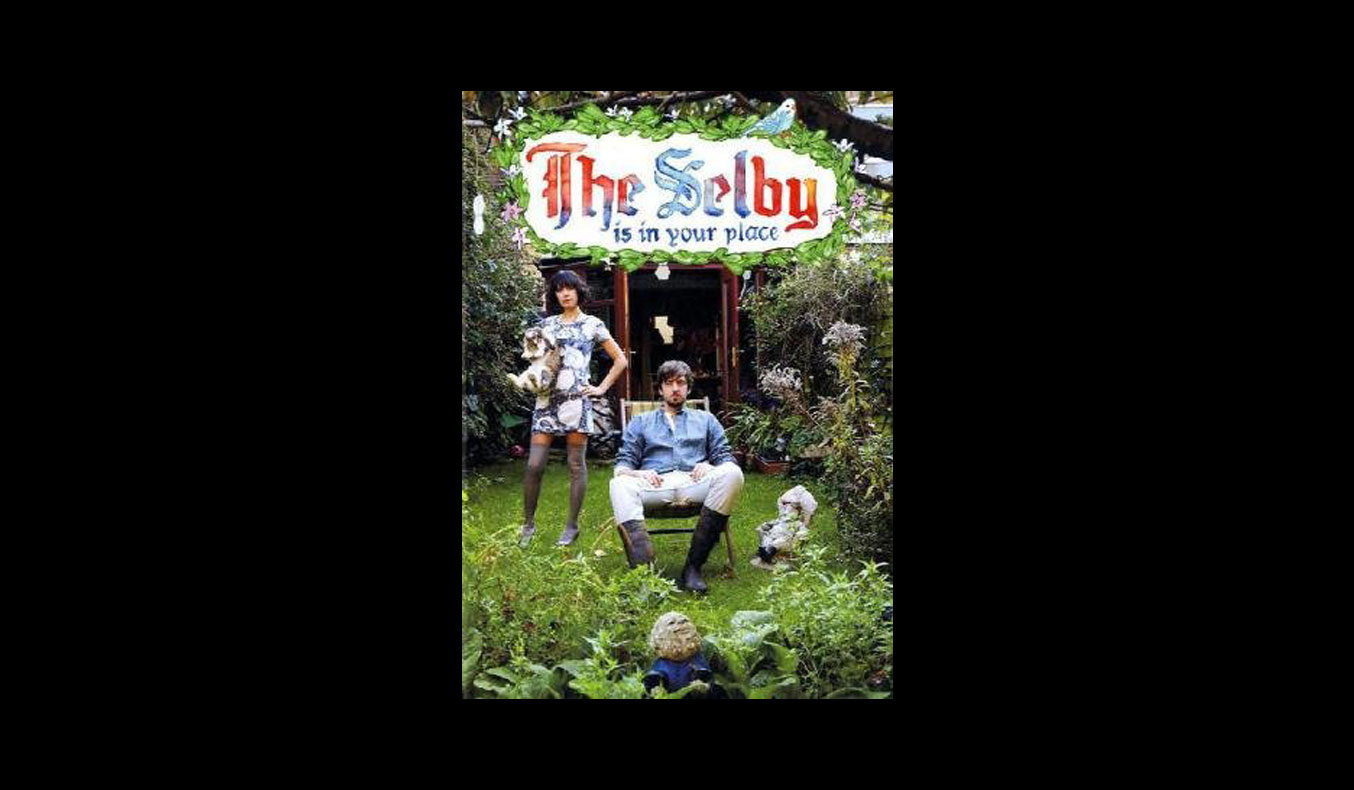 The Selby Is In Your Place | #mutedbooks
