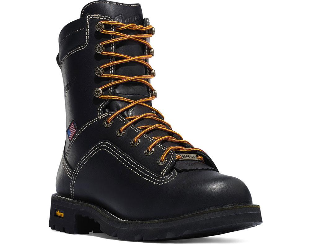"DANNER MEN'S QUARRY GTX 8"" AT MENS WORK BOOT   Best Mens Work Boots"