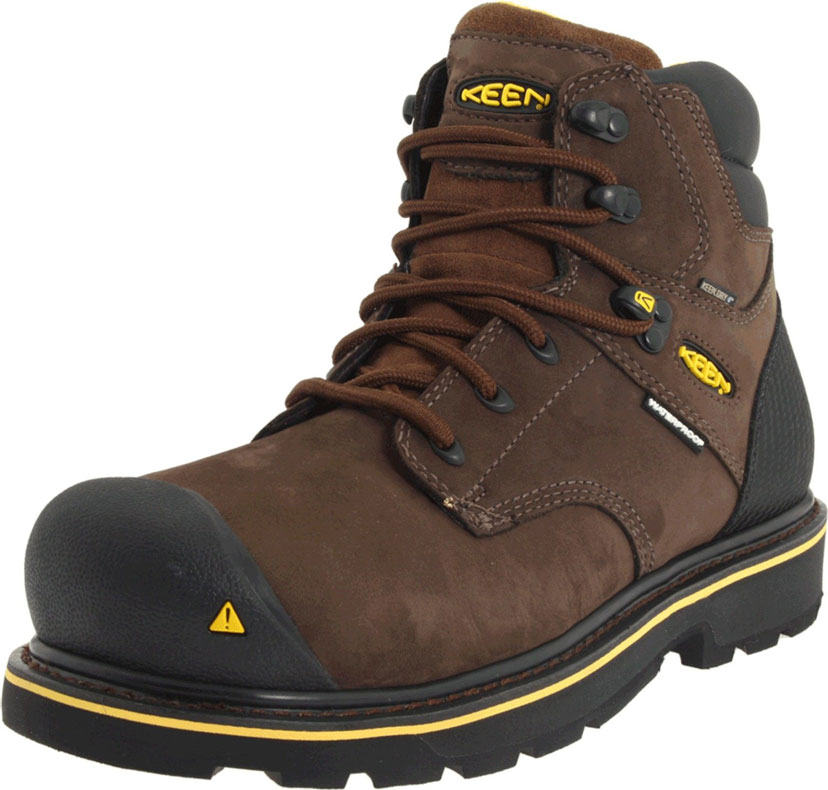 Keen Utility Men's Tacoma Steel Toe Mens Work Boots   Best Mens Work Boots