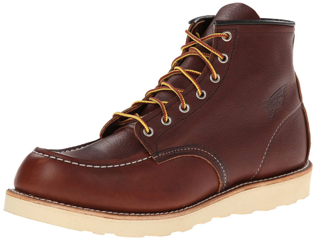 Red Wing Heritage Classic 6-inch Mens Work Boots   Best Mens Work Boots