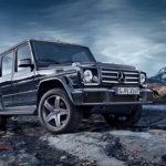 2016 MERCEDES-BENZ G-CLASS SUV