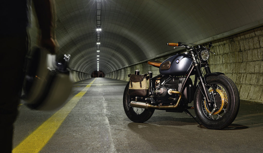 BMW R69S THOMPSON BY ER MOTORCYCLES