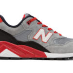 NEW BALANCE 580 MECHA GREY/RED