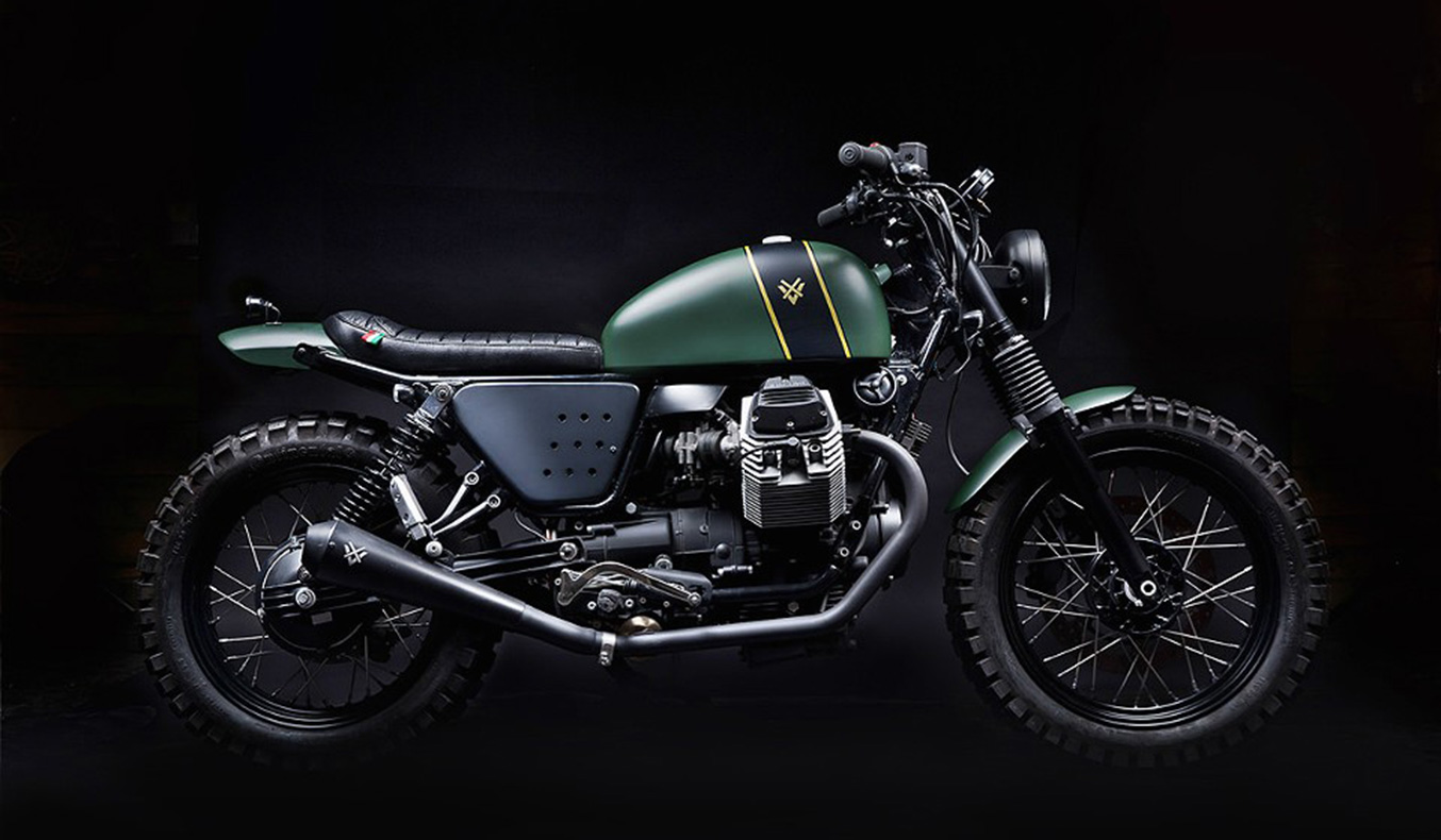 TRACTOR 03 BY VENIER MOTORCYCLES