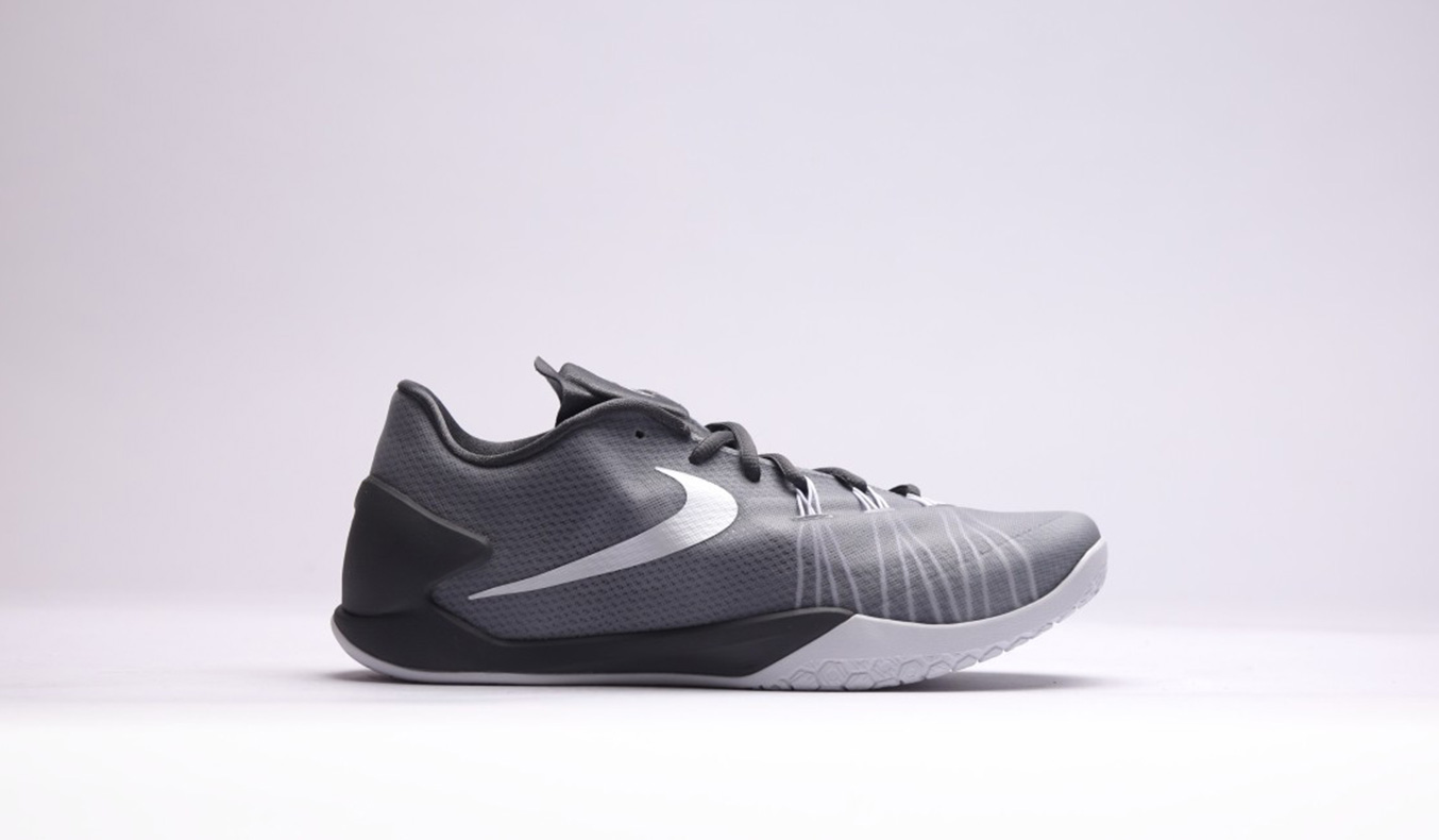 NIKE HYPERCHASE WOLF GREY WHITE