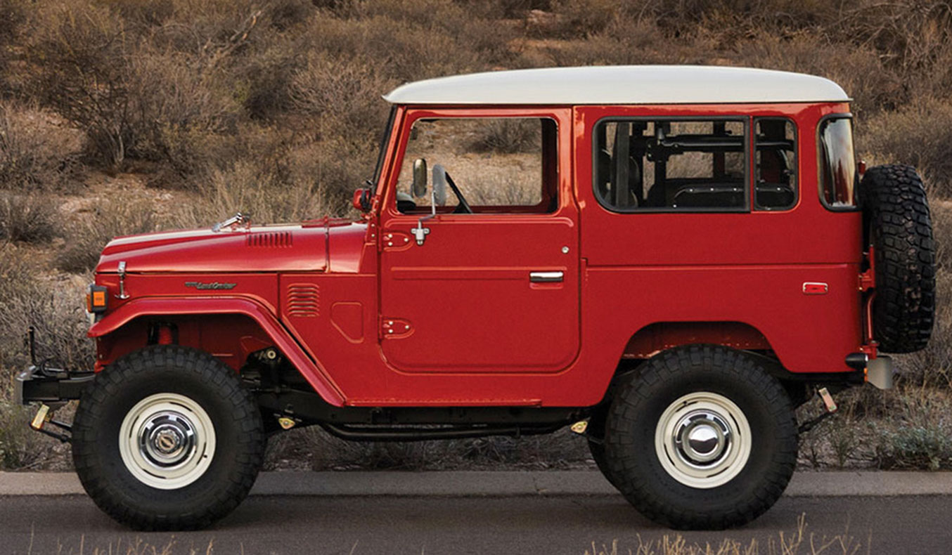 1978 toyota land cruiser fj40 muted. Black Bedroom Furniture Sets. Home Design Ideas
