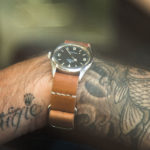 TANNER GOODS CORDOVAN WATCH STRAPS