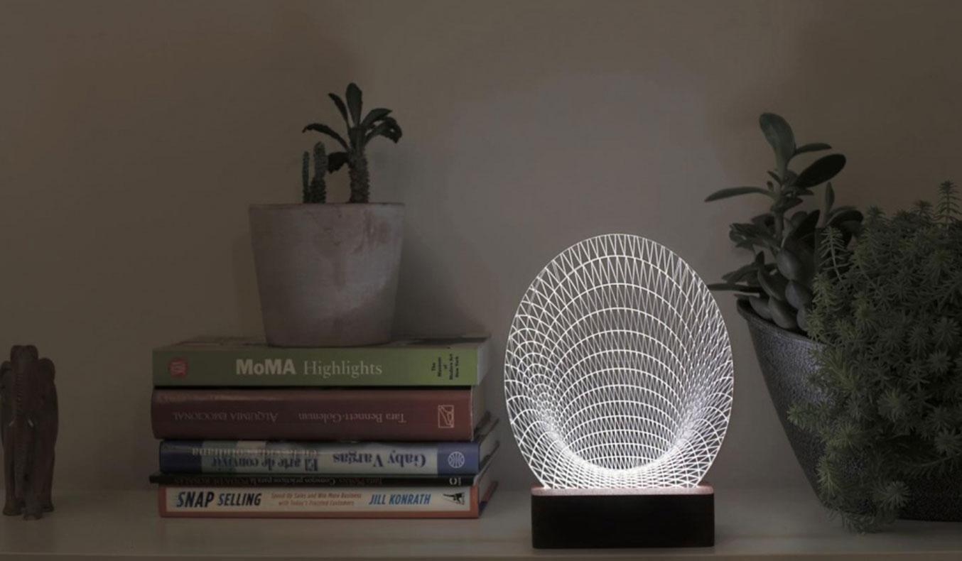 PRETTY SMART LAMP