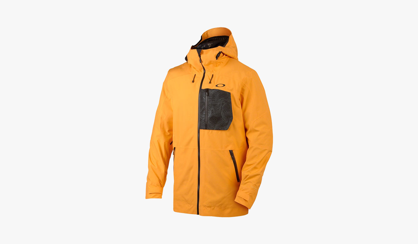 Oakley-453-Gore-Tex-Biozone-Down-Mens-Jacket-2015-Bright-Orange-01