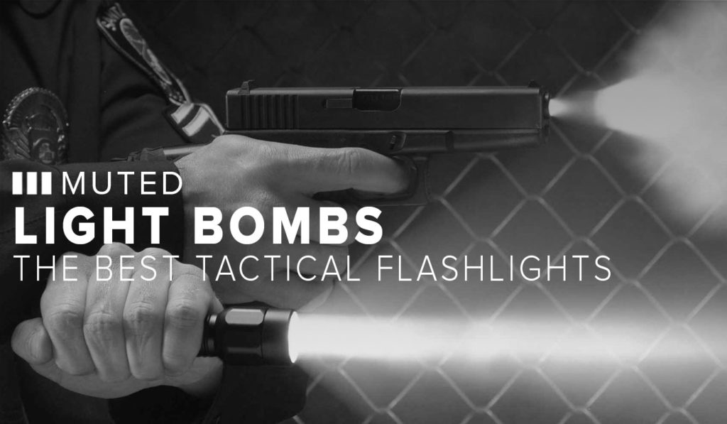 10 OF THE BEST TACTICAL FLASHLIGHTS - Buying Guides