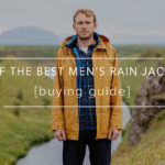 10 Of The Best Men's Rain Jackets
