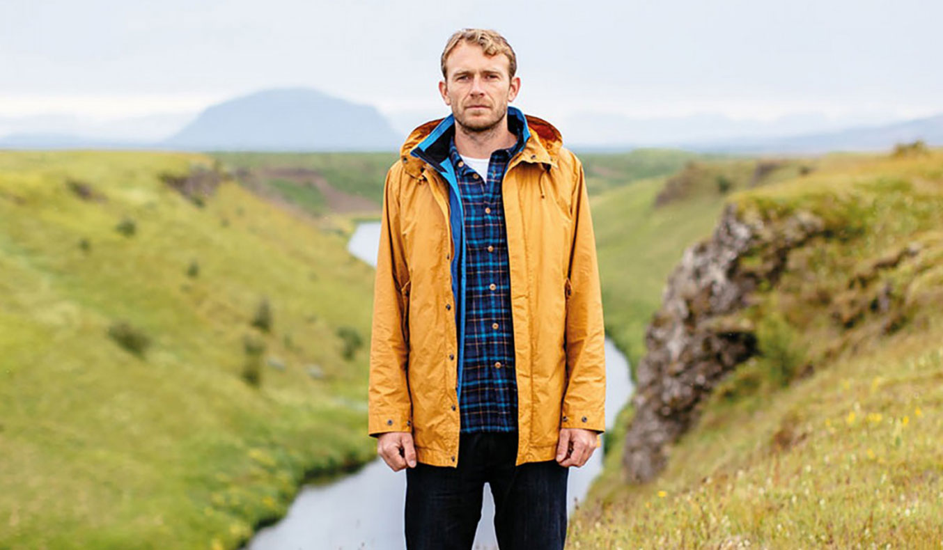 10 OF THE BEST MENS RAIN JACKETS | Muted