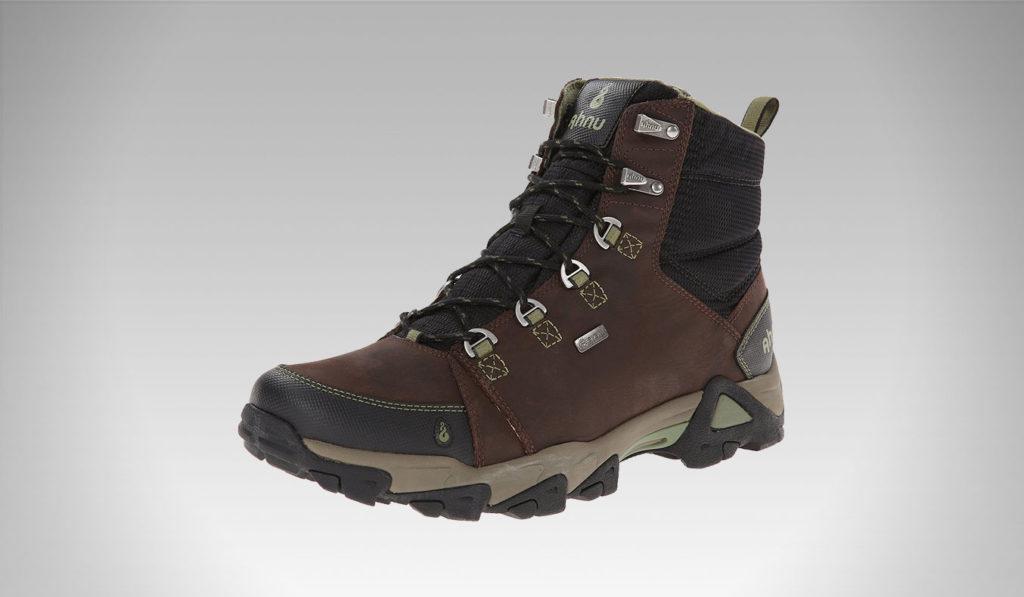 Ahnu Coburn Waterproof Mens Hiking Boots | best men's hiking boots