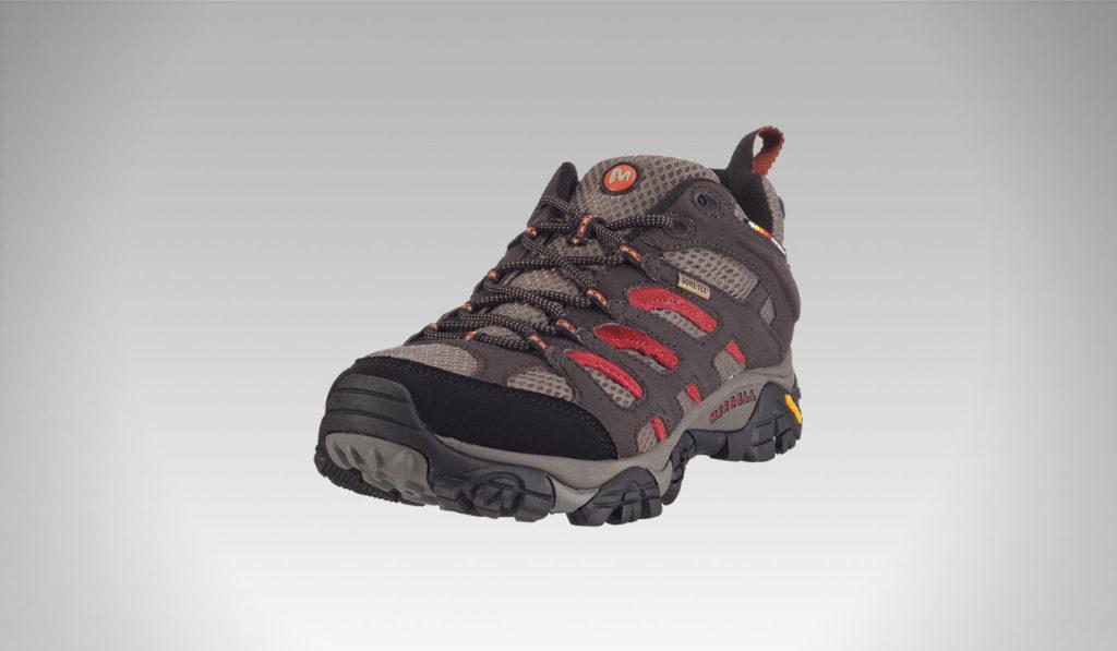 Merrell Men's Moab Gore-Tex Waterproof Hiking Shoe | best men's hiking boots
