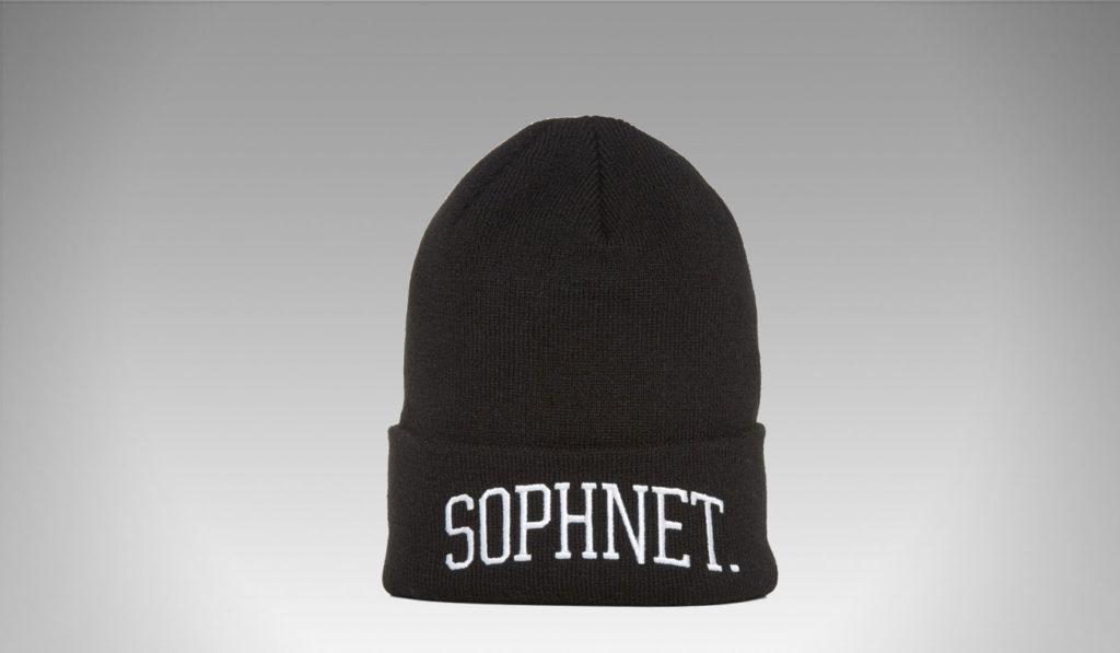 Sophnet. Arch Logo Beanie | Best Men's Winter Hats
