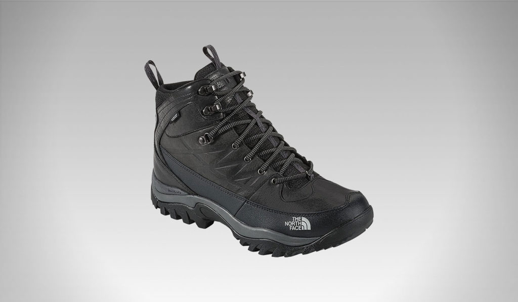The North Face Storm Winter WP Mens Hiking Boot | best men's hiking boots