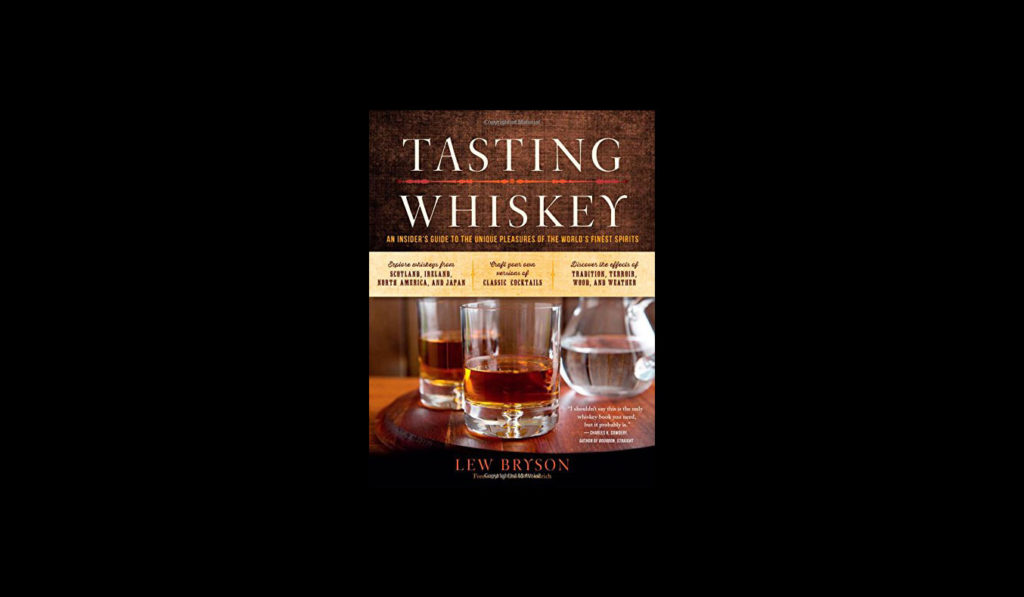 Tasting Whiskey Book   gifts for whiskey lovers