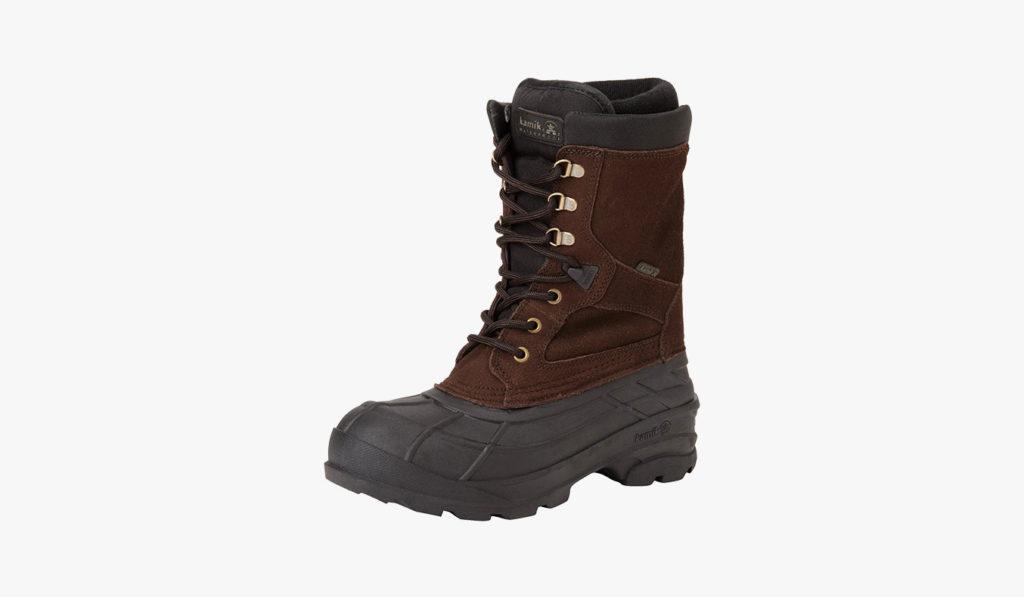 Kamik NationPlus Snow Boot | Best Men's Snow Boots