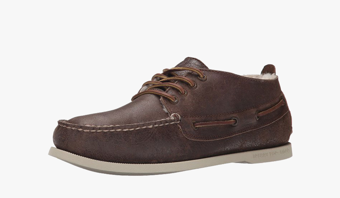Sperry High Top Mens Shoes
