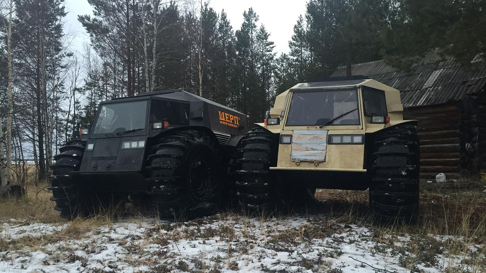 SHERP ATV 1