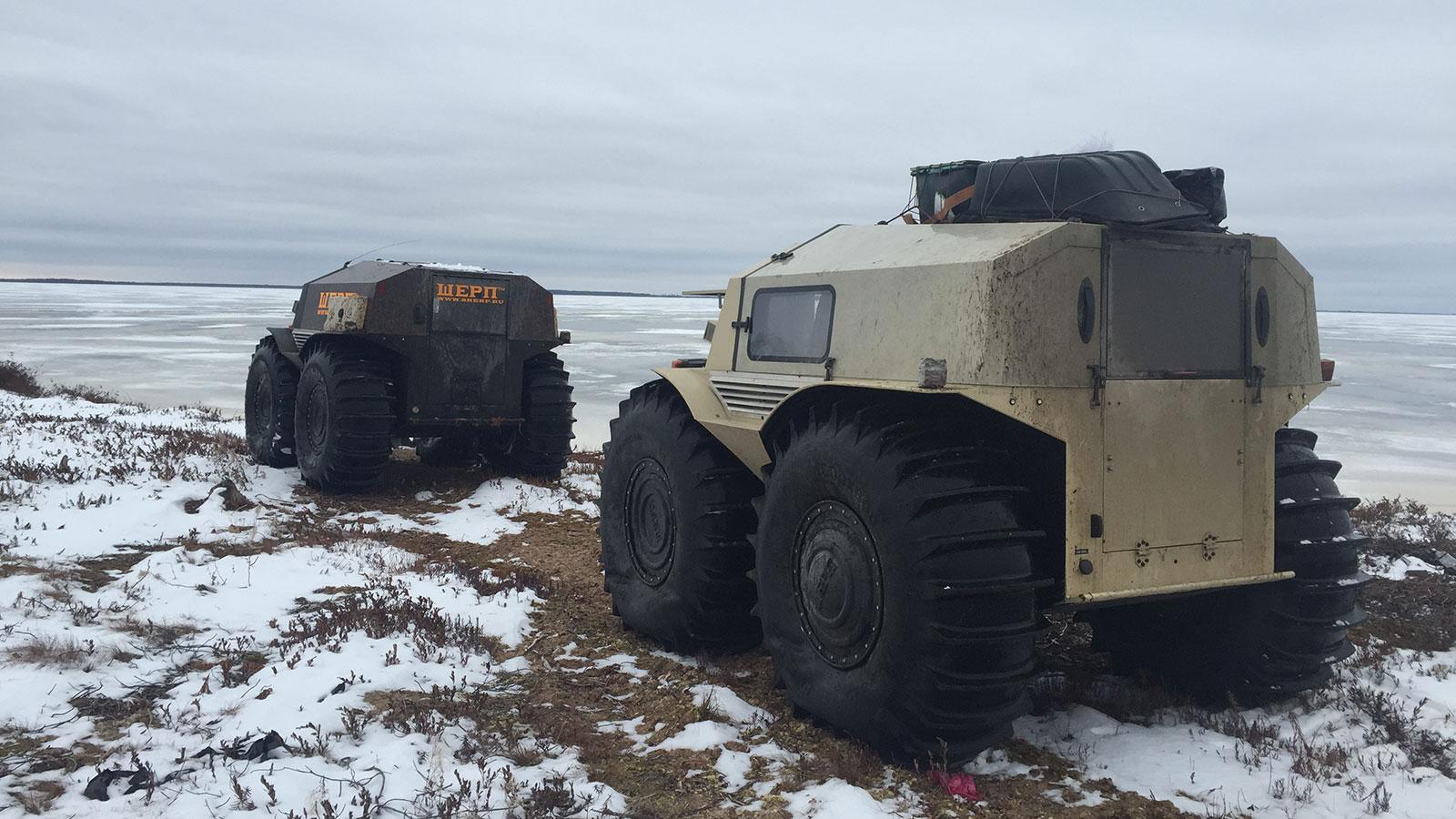 SHERP ATV 3