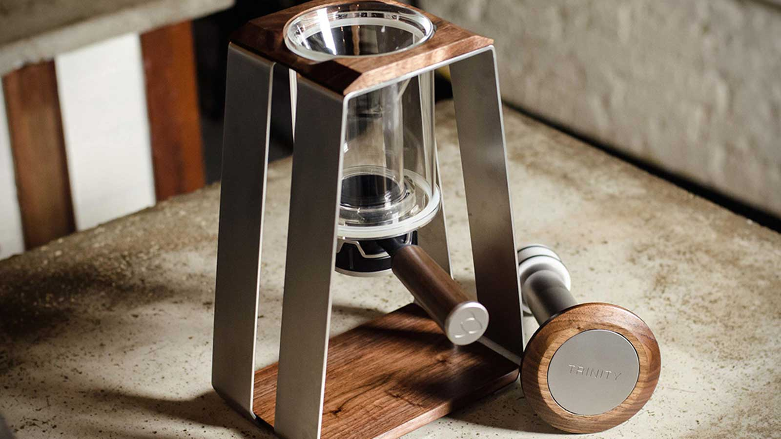 TRINITY ONE COFFEE BREWER