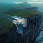 ICELAND CLIFFSIDE RETREAT | Muted