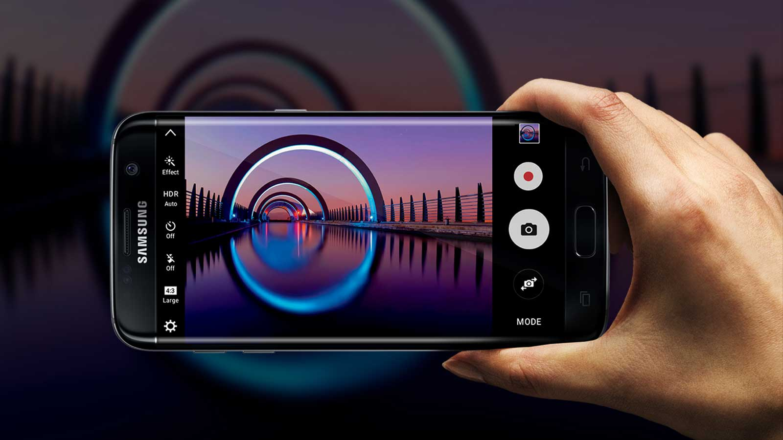 SAMSUNG'S GALAXY S7 IS CONSUMER REPORTS' TOP SMARTPHONE