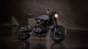 HYDE OCTAVIA BMW X CHALLENGE MOTORCYCLE