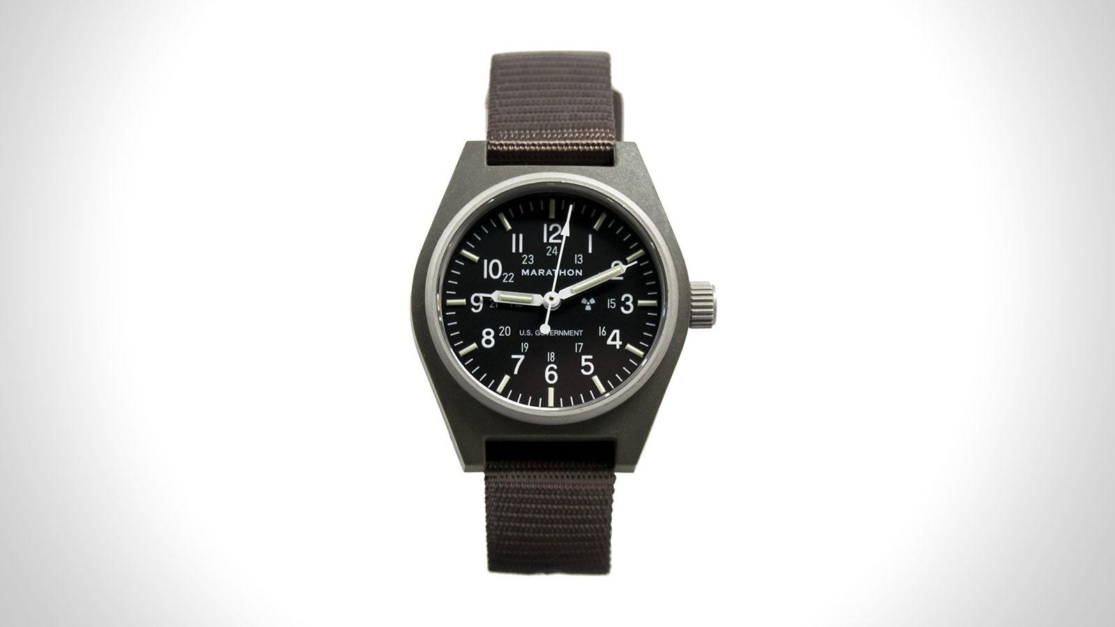 Marathon General Purpose Mechanical Mens Field Watch | the best mens field watch