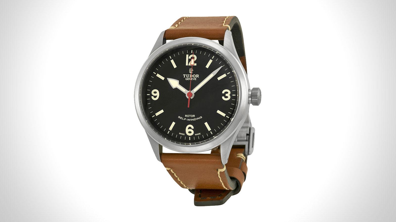 Tudor Heritage Ranger Mens Field Watch | the best mens field watch