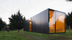 THE MIMA LIGHT FLOATING HOUSE