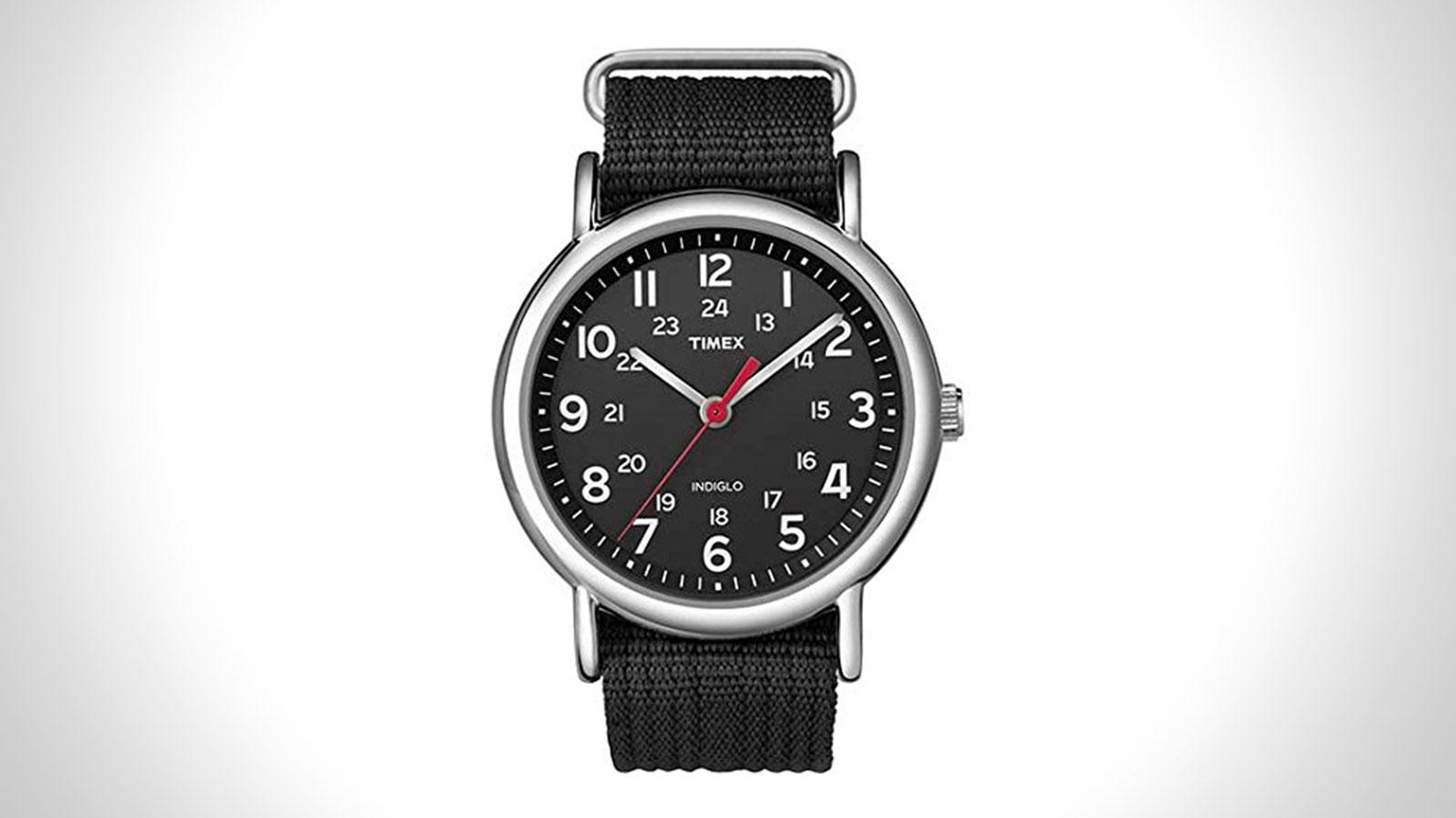 Timex Weekender Mens Field Watch | the best mens field watch