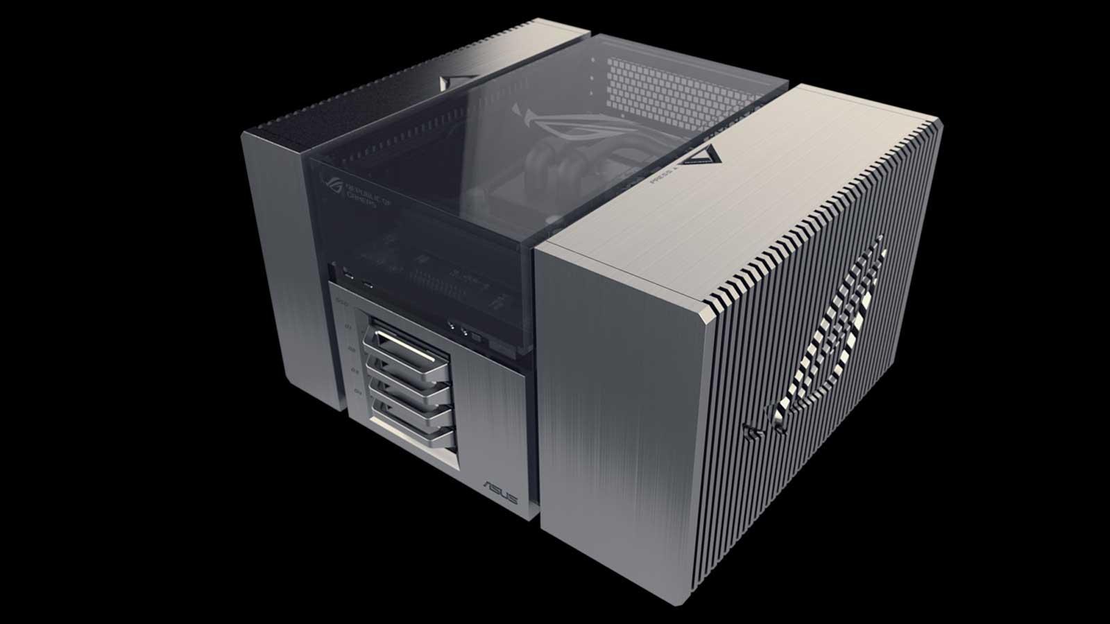 ASUS ROG AVALON GAMING PC