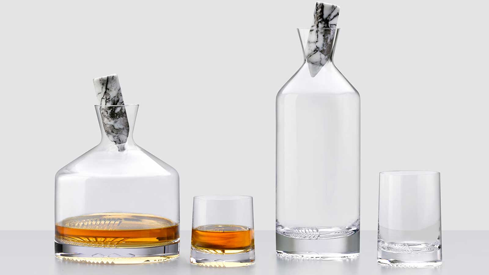 ALBA DECANTER COLLECTION FOR NUDE