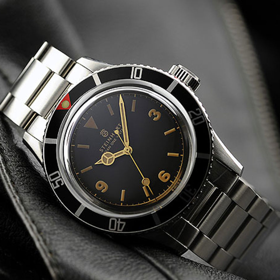 Steinhart Ocean One Vintage |Affordable Dive Watches