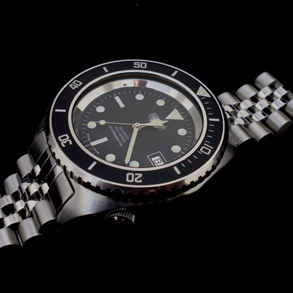Tag Heuer 1000 |Affordable Dive Watches